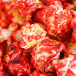 Cherry Cheesecake Popcorn