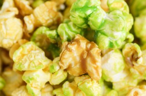 Candy Apple Popcorn